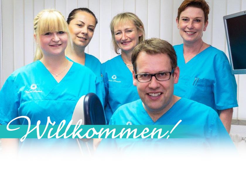 Willkommen in der Zahnarztpraxis Dr. Dirk Becker!